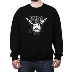 The Dudezig - Crew Neck Sweatshirt - Crew Neck Sweatshirt - RIPT Apparel