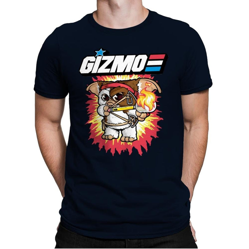 G.I.Zmo - Anytime - Mens Premium - T-Shirts - RIPT Apparel
