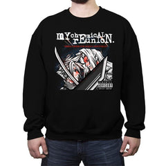 My Chemical Reunion - Crew Neck Sweatshirt - Crew Neck Sweatshirt - RIPT Apparel