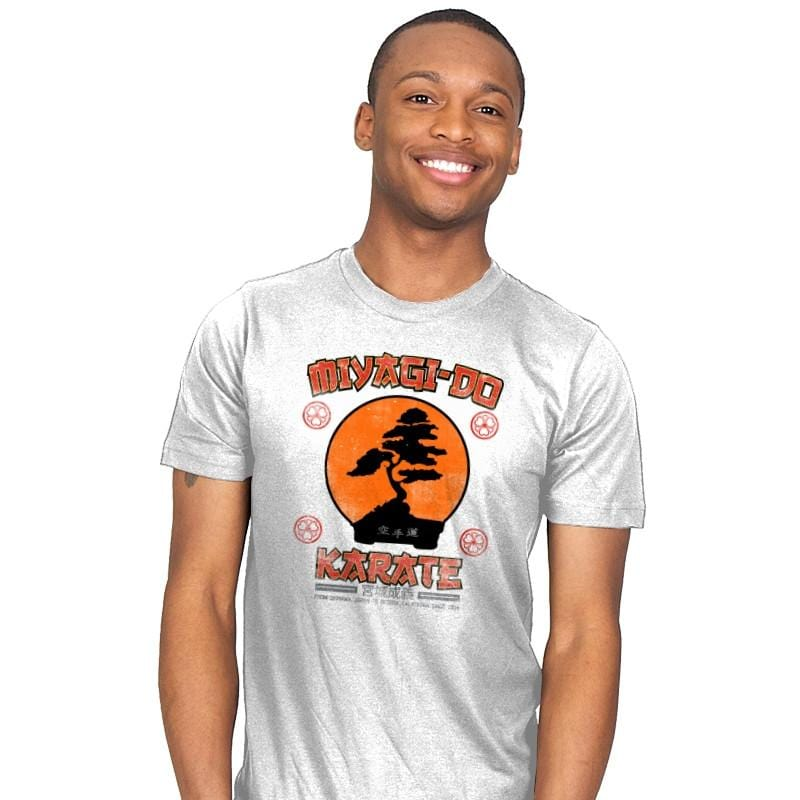 Miyagi do Karate - Mens - T-Shirts - RIPT Apparel
