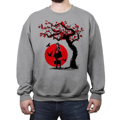 Ninja Under The Sun - Crew Neck Sweatshirt - Crew Neck Sweatshirt - RIPT Apparel