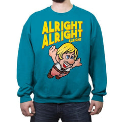 Super Stoned Bros - Crew Neck Sweatshirt - Crew Neck Sweatshirt - RIPT Apparel