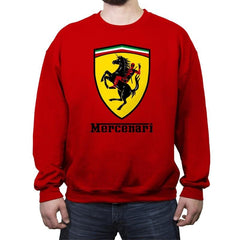 Mercenari - Crew Neck Sweatshirt - Crew Neck Sweatshirt - RIPT Apparel