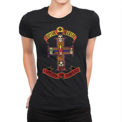 Appetite for Tesseract - Womens Premium - T-Shirts - RIPT Apparel