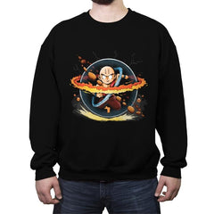 Dragon Bender - Crew Neck Sweatshirt - Crew Neck Sweatshirt - RIPT Apparel