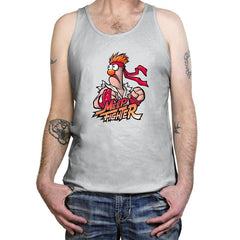 Meep Fighter Exclusive - Tanktop - Tanktop - RIPT Apparel