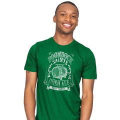 Boondocks Ale - Mens - T-Shirts - RIPT Apparel