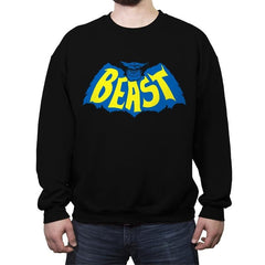 The Beast-Man - Crew Neck Sweatshirt - Crew Neck Sweatshirt - RIPT Apparel