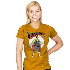 Duffman! - Womens - T-Shirts - RIPT Apparel
