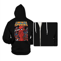 Infinity Spiders - Hoodies - Hoodies - RIPT Apparel