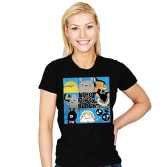 The Fluffy Bunch - Womens - T-Shirts - RIPT Apparel