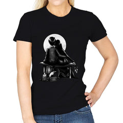 Spooky Love - Womens - T-Shirts - RIPT Apparel