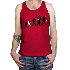 Theory Of Evil - Tanktop - Tanktop - RIPT Apparel