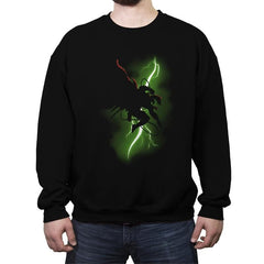 The Hellspawn Returns - Crew Neck Sweatshirt - Crew Neck Sweatshirt - RIPT Apparel
