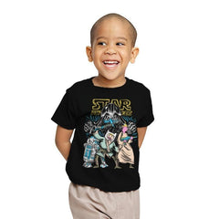 Star Adventures - Youth - T-Shirts - RIPT Apparel