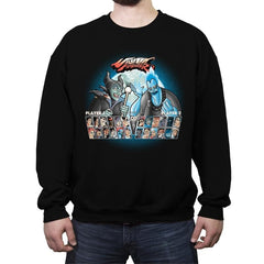 Villain Fighter - Best Seller - Crew Neck Sweatshirt - Crew Neck Sweatshirt - RIPT Apparel