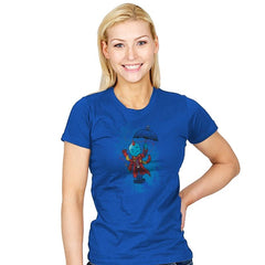 Mr. P - Womens - T-Shirts - RIPT Apparel