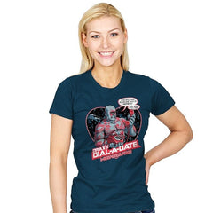 Dial-a-Date - Womens - T-Shirts - RIPT Apparel