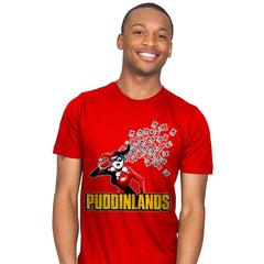 Puddinlands - Mens - T-Shirts - RIPT Apparel