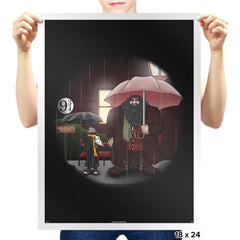 My neighbor Hagrid - Prints - Posters - RIPT Apparel
