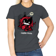 Hello Kate - Womens - T-Shirts - RIPT Apparel
