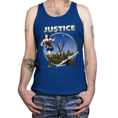 Superhero Kingdom - Tanktop - Tanktop - RIPT Apparel