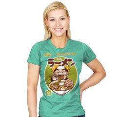 KONOHA RAMEN - Womens - T-Shirts - RIPT Apparel