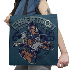 Cybertron Science Camp Exclusive - Tote Bag - Tote Bag - RIPT Apparel