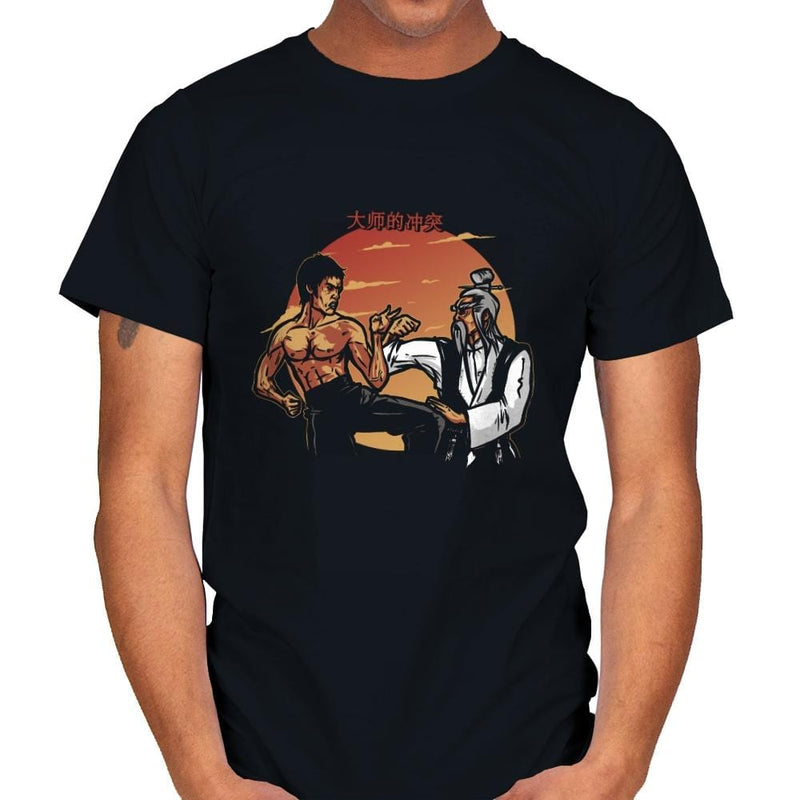 Conflict of Masters - Mens - T-Shirts - RIPT Apparel