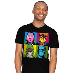 Pop Monster - Mens - T-Shirts - RIPT Apparel