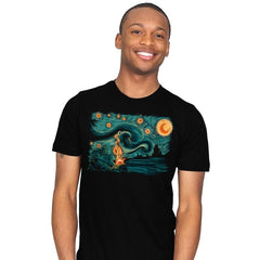 Starry Souls - Mens - T-Shirts - RIPT Apparel