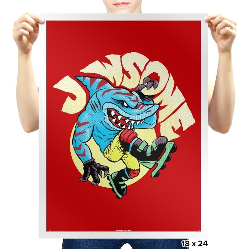 JAWSOME! Exclusive - Prints - Posters - RIPT Apparel