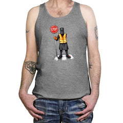 The Crossing Knight Exclusive - Tanktop - Tanktop - RIPT Apparel