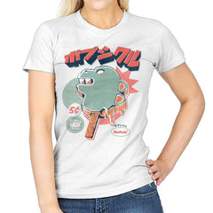 Kaiju Ice Pop - Womens - T-Shirts - RIPT Apparel