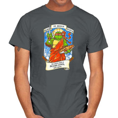 Our Saint of Cool But Rude Exclusive - Mens - T-Shirts - RIPT Apparel