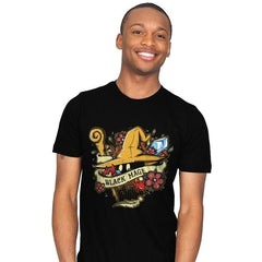 Black Mage - Mens - T-Shirts - RIPT Apparel