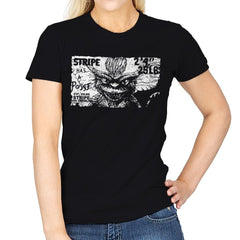 Stripe Has a Posse - Womens - T-Shirts - RIPT Apparel