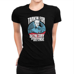 Secretary of Defense Exclusive - Womens Premium - T-Shirts - RIPT Apparel