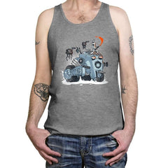 Force Road Exclusive - Tanktop - Tanktop - RIPT Apparel