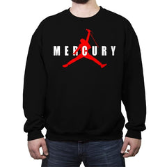 Air Merc - Crew Neck Sweatshirt - Crew Neck Sweatshirt - RIPT Apparel