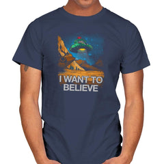 Believe In the Cosmos Exclusive - Mens - T-Shirts - RIPT Apparel