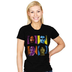 Pop Keanu - Womens - T-Shirts - RIPT Apparel