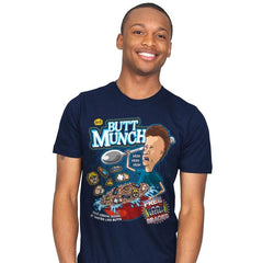 Butt Munch - Mens - T-Shirts - RIPT Apparel