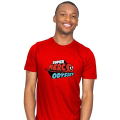 SUPER MERC ODYSSEY - Mens - T-Shirts - RIPT Apparel