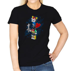 I'll Build The Head Exclusive - Womens - T-Shirts - RIPT Apparel