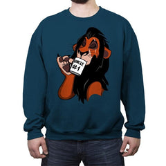 Uncle Number 1 - Raffitees - Crew Neck Sweatshirt - Crew Neck Sweatshirt - RIPT Apparel