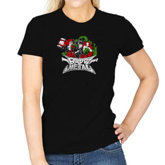 Baddy Metal Exclusive - Womens - T-Shirts - RIPT Apparel