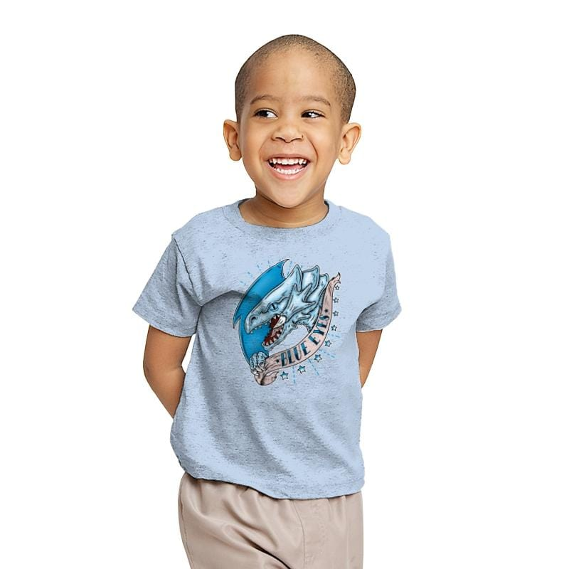Blue Eyes - Youth - T-Shirts - RIPT Apparel