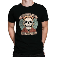 Honorary club of Dead Characters - Mens Premium - T-Shirts - RIPT Apparel