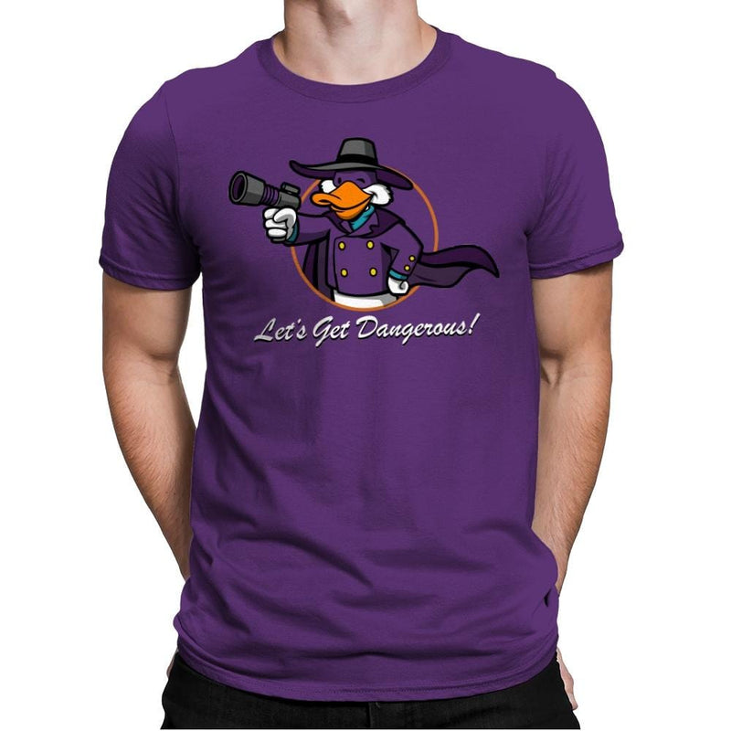 Vault Duck - Mens Premium - T-Shirts - RIPT Apparel